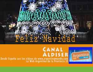 Pontevedra y sus fiestas de Navidad y Reyes, contadas en dos vídeos por Canal Aldiser de la Web Argentina Mundo