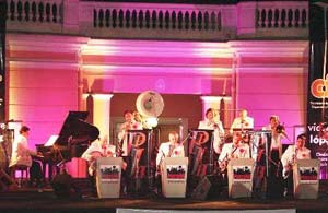 La Porteña Jazz Band, orquesta argentina de jazz con fama internacional