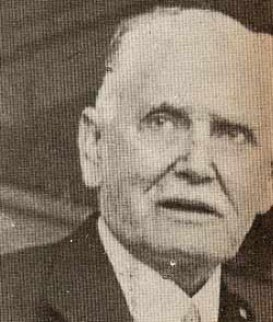 Doctor Ramón S. Castillo, presidente de la República Argentina por el fallecimiento del Presidente Ortiz.