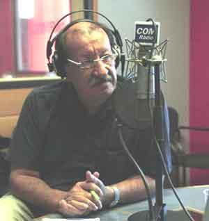 Roberto Daus, periodista argentino residente en Barcelona