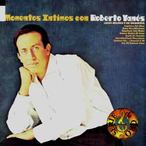 Uno de los muchos LP grabados por Roberto Yanez, cantante argentino, con los que ganó muchos discos de oro en Argentina y América