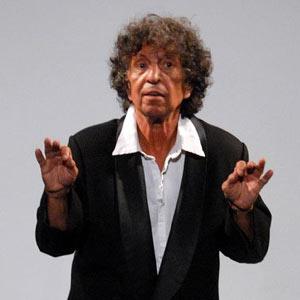Rudy Chernicof, actor teatral y humorista argentino