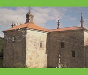 Iglesia de Santa Mariña de Bora, Concello de Pontevedra, Galicia