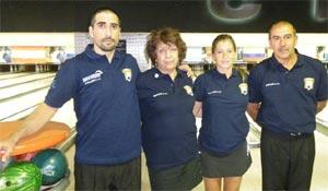 Selección Argentina de Bowling que nos representó en España