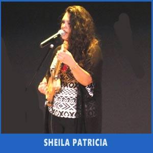 La cantante gallega Sheila Patricia dejó su canto y arte en el Festival de los Argentinos en Vigo, Julio 2017