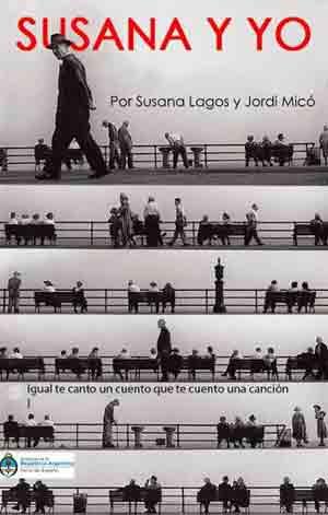 """Cartel del espectáculo """"Susana y yo"""" que protagonizan Susana Lagos y Jordi Micó, El Gran Jordief"""