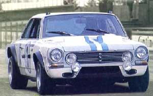 """El famoso Torino argentino que compitió en las """"84 horas de Nürburgring"""", Alemania, en 1969"""